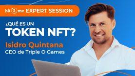 📙  ¿Qué es un TOKEN NFT (Non Fungible Token)?-  Bit2Me Expert Session