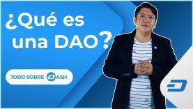 ¿Qué es una DAO? – Todo sobre Dash