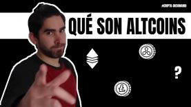 ¿Qué son altcoins? – MONEDAS alternativas / #CRIPTODICCIONARIO