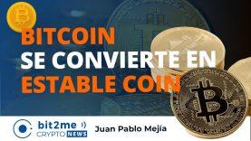 🔵 📈 RÉCORD DE ESTABILIDAD de Bitcoin – Bit2Me Crypto News – 05.10.2020