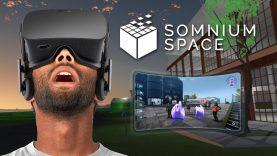 Somnium Space 🌐 Metaverso VR basado en Ethereum 🥽 Realidad Virtual
