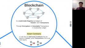 Supply Chain on Blockchain Overview – Pre-Conference Webinar