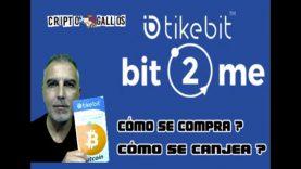 Tikebit – Compramos un cupón y lo canjeamos en Bit2Me