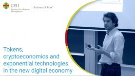 Tokens, cryptoeconomics and exponential technologies in the new digital economy