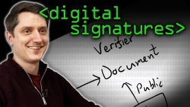 What are Digital Signatures? – Computerphile