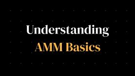 What is an AMM and why do we need it? Explained.