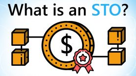 What is an STO? Security Token Offering