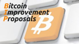 What is the Bitcoin Improvement Proposal Process and how does that work?