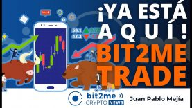 🔵 📈 Ya está aquí! Bit2Me TRADE – Bit2Me Crypto News – 25-05-2021